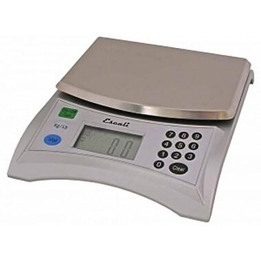 Escali Pana Volume Measurement Scale, 13 Lb 6 Kg