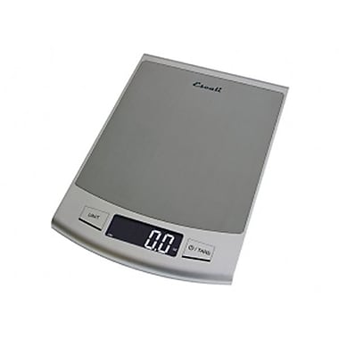 Escali Passo High Capacity Digital Scale, 22 Lb 10 Kg