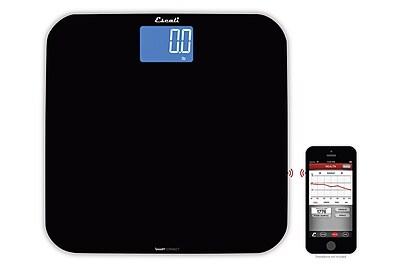 Escali Smart Connect Bluetooth Bath Scale, 440 Lb 200 Kg