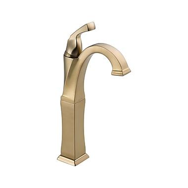 Delta Dryden? Single hole Single Handle Bathroom Faucet and Diamond Seal Technology