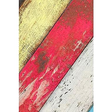 iCanvas Maximilian San 'Vintage Style' Painting Print on Canvas; 40'' H x 26'' W x 0.75'' D