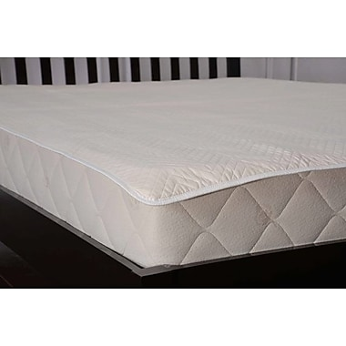 Bio Sleep Concept 0.25'' Cotton Mattress Pad; Twin
