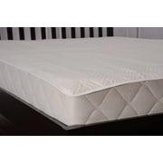 Bio Sleep Concept 0.25'' Cotton Mattress Pad; Queen