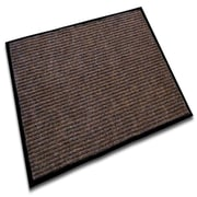 "Doortex Ribmat Indoor Entrance Mat, 24"" X 36"" Brown (ECOR2436BR)"