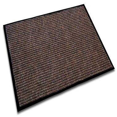 Doortex Ribmat Indoor Entrance Mat, Brown (48