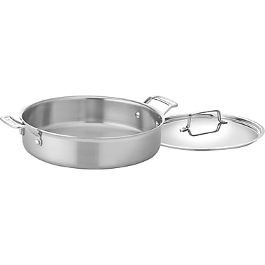 Conair Stainless Steel MultiClad Pro 5.5 qt.