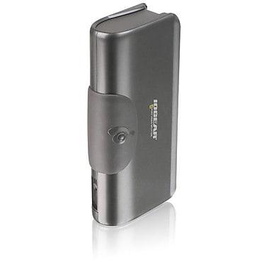 Iogear ® GVS74 4 Port HDB-15 VGA Male/Female Video Splitter, Gray