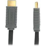 IOGEAR – GHDC1402P Câble HDMI, mâle vers mâle, 6,5 pi