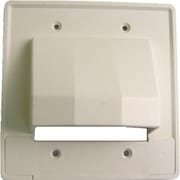 Calrad Cable Distribution Wall Plate