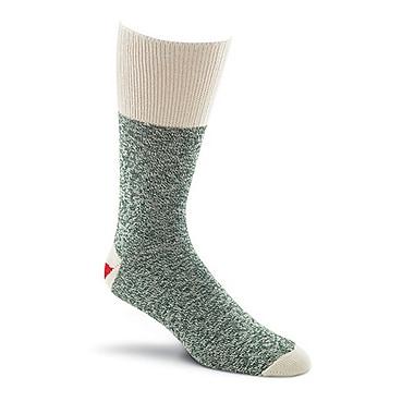 Fox River® Red Heel® Monkey Socks, Green, Large