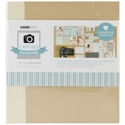 "Kaisercraft 6"" x 8"" Captured Moments D-Ring Album, Cream"