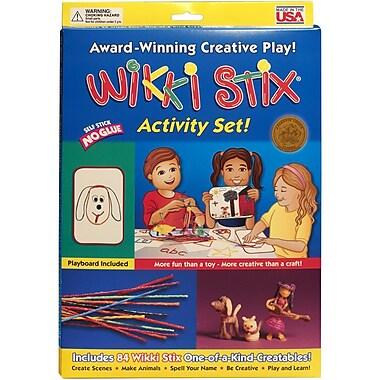 Wikki Stix® Activity Kit, 13