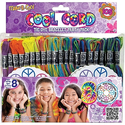 Janlynn® Cool Cord Friendship Bracelet Pack