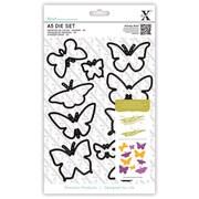 Docrafts™ Xcut A5 Die Set, Butterflies