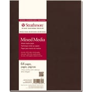 "Strathmore® 7 3/4"" x 9 3/4"" Softcover Art Journal, Mixed Media"