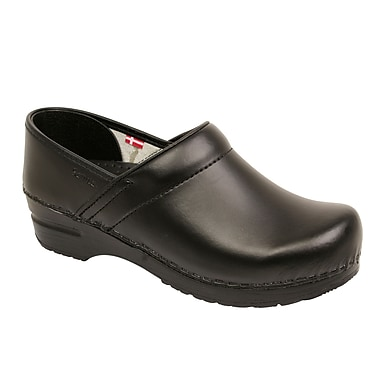 Sanita Footwear Leather Sanita Women's Professional Celina Clog 11.5-12