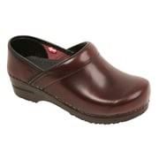 Sanita Footwear Leather Women's Professional Celina Clog