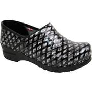 Sanita Footwear Leather Women's Professional Dory Mule