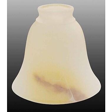 Volume Lighting 5.5'' Glass Bell Pendant Shade