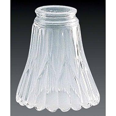 Volume Lighting 4.5'' Glass Bell Pendant Shade
