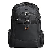 """Everki Nylon Titan Checkpoint Friendly Laptop Backpack Fits Up to 18.4"""""""