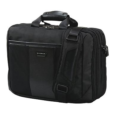 Everki Ballistic Nylon Versa Premium Checkpoint Friendly Laptop Bag - Briefcase 17.3