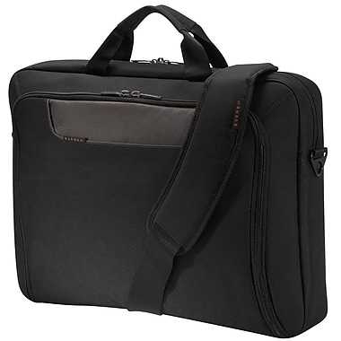 Everki Polyester Advance Laptop Bag Briefcase 18.4