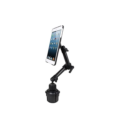 The Joy Factory Mount for iPad Air MMA208 MagConnect Carbon Fiber Cup Holder