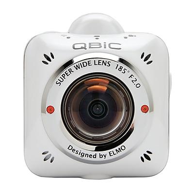 EL Mousa Wide Angle QBIC-MS-1 Wearable Camera