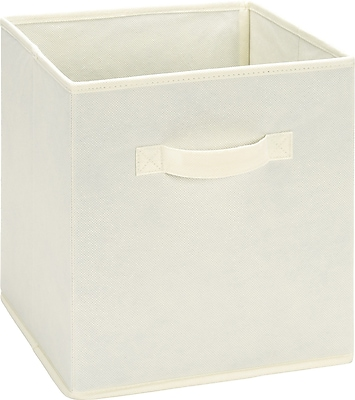SystemBuild Fabric Storage Bin, Natural