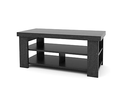 Altra™ End Table with Metal Frame, Sonoma Oak (5071096P)