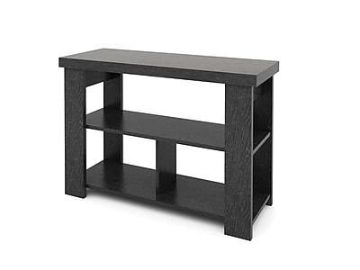 Ameriwood Home Jensen Console Table, Black Oak (5189026PCOM)