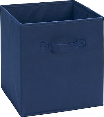 SystemBuild Fabric Storage Bin, Blue