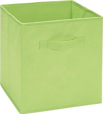 SystemBuild Fabric Storage Bin, Green