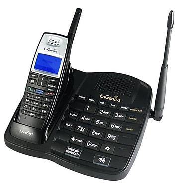 EnGenius® FreeStyl 1 Extreme Range Scalable Cordless Phone System