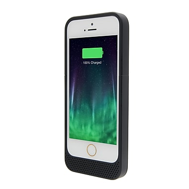 LifeCharge Apple iPhone 5/5s Battery Case, Black