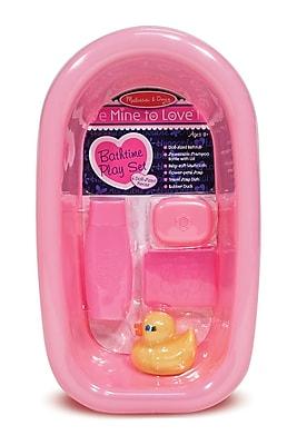 Melissa & Doug Mine to Love Doll Bathtub Set 15.5