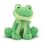 Melissa & Doug Princess Soft Toys Meadow Medley Froggy Polyester Fabric