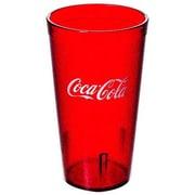 Carlisle 52163550D, 16 oz Ruby Coca-Cola Tumbler