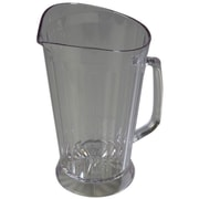 Carlisle 48 oz Crystalite Pitcher, Clear