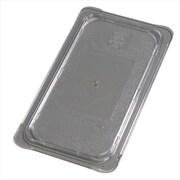 Carlisle 10276U07, One-Third Size Food Pan Lid - Flat, Clear