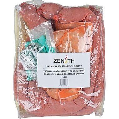10-Gallon Truck Spill Kits - Hazmat