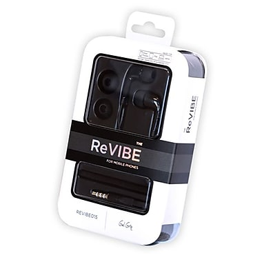 Revibe Stereo 3.5 MM Bluetooth Headset with Volume Control