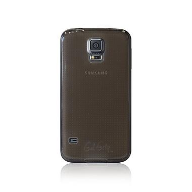 GelGrip – Étui en gel pour la série classique Samsung Galaxy S5, fumée