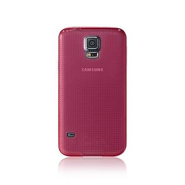 GelGrip – Étui en gel pour la série classique Samsung Galaxy S5, rose