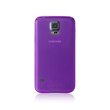 GelGrip – Étui en gel pour la série classique Samsung Galaxy S5, violet