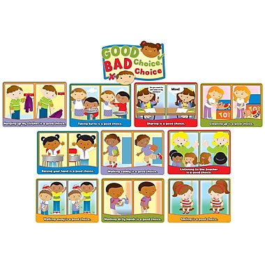 Carson-Dellosa Key Education bulletin board set (810002)