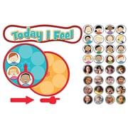 Key Education Feelings Clock Bulletin Board Set