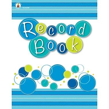 Carson-Dellosa Record Book, Bubbly Blues (104789)