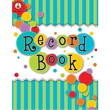 Carson-Dellosa Fresh Sorbet Record Book (104793)